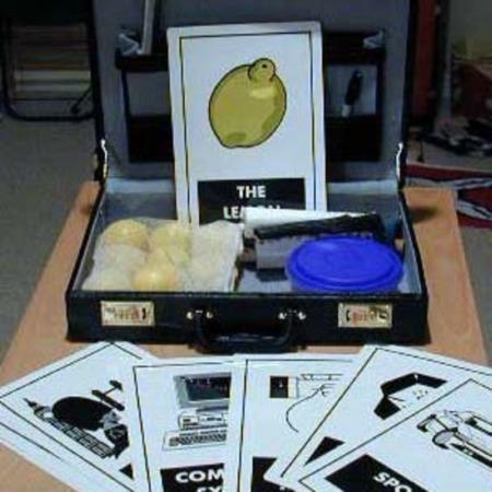 Lemon Game, The by Doug Malloy