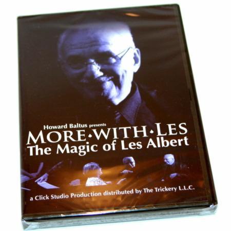 Les Albert DVD by Les Albert