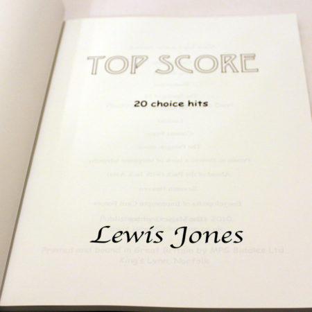 Top Score by Lewis Jones
