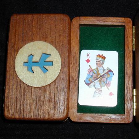 Li Chang's Boxes by Alan Warner