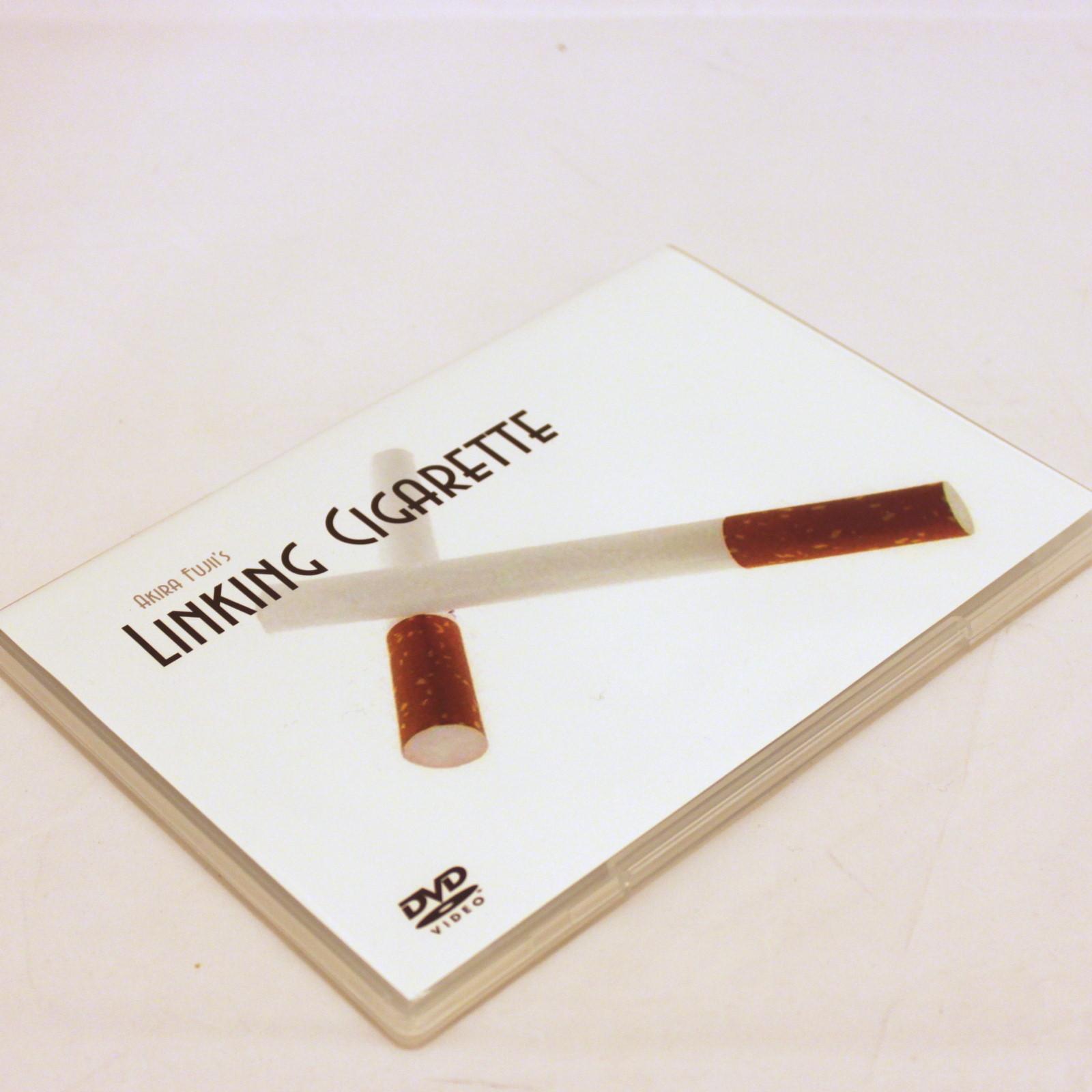 Linking Cigarette by Akira Fujii