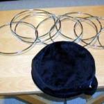 Linking Rings by Rings 'N' Things Magic Co.