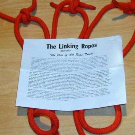 Linking Ropes by JCR Magic