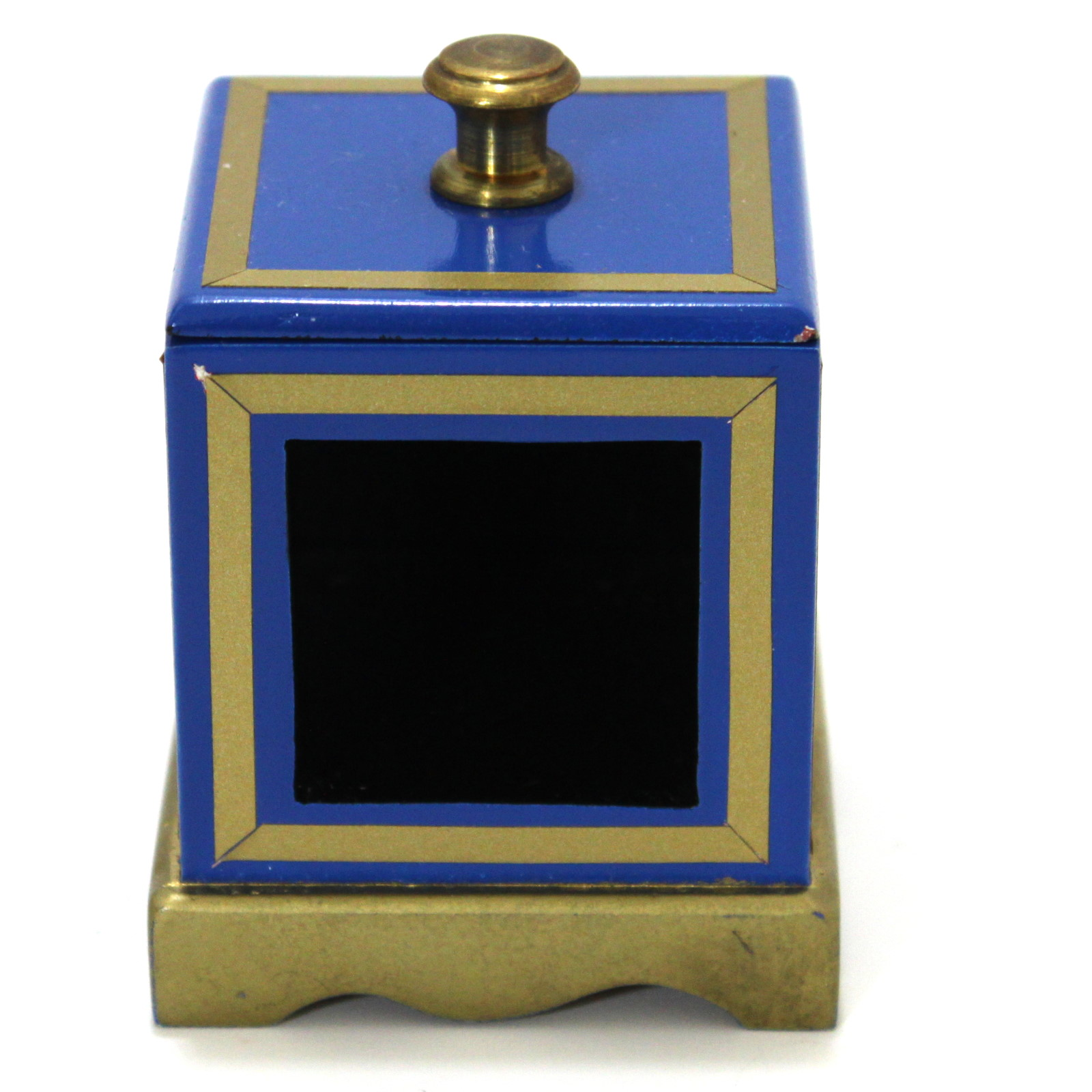 Little Box (Blue) by Clarence Miller