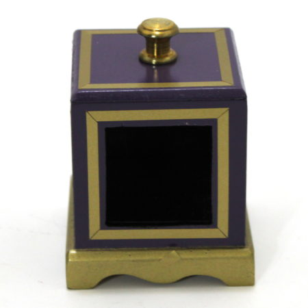 Little Box (Purple) by Clarence Miller