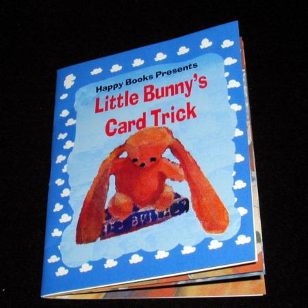 Little Bunny's Card Trick - Small by Bill Goldman