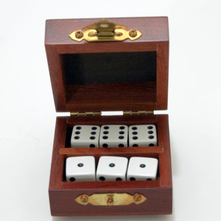 Loaded Dice (Palisander) by Collectors' Workshop