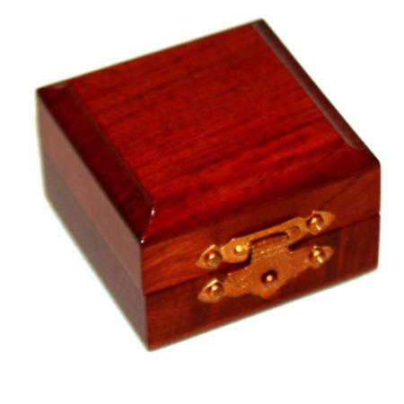 Loaded Dice - Brazilian Rosewood by Collectors' Workshop