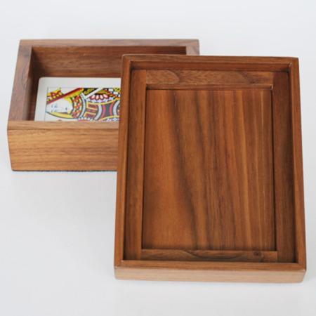 Locking Card Box (MW) by Milson-Worth