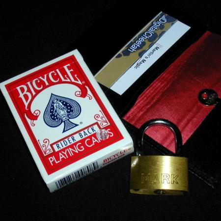 Review by Steve Thomas for Locked Deck by Lu Brent, Gus Southall