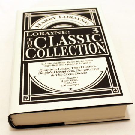 Lorayne: The Classic Collection 3 by Harry Lorayne