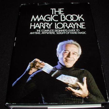 Review by Danny doyle for The Magic Book by Harry Lorayne