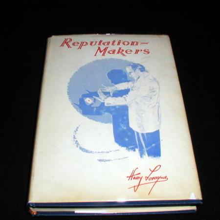 Reputation Makers by Harry Lorayne