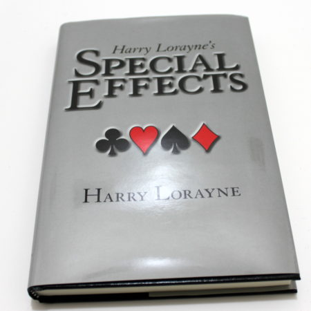 Harry Lorayne's Special Effects by Harry Lorayne