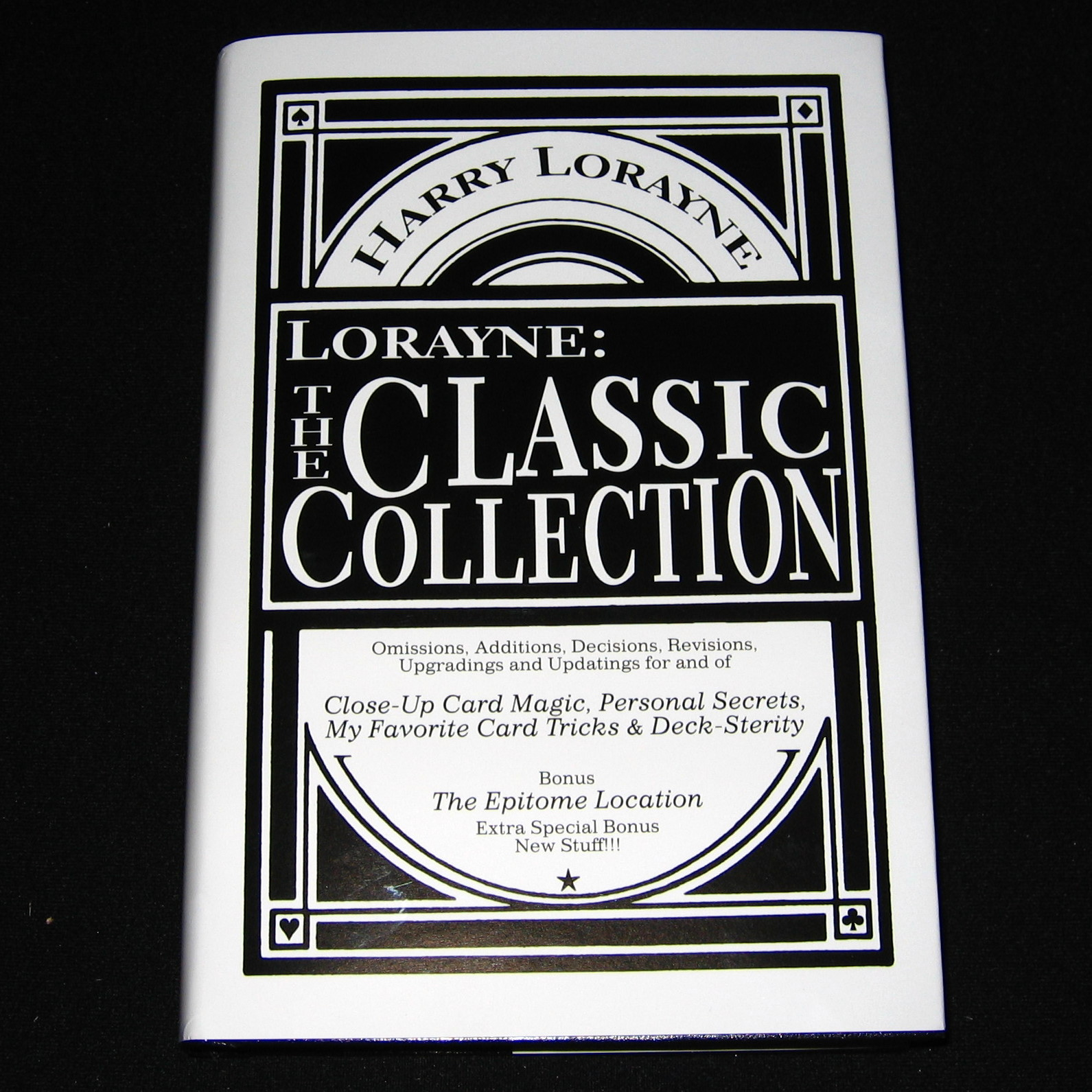 Lorayne: The Classic Collection by Harry Lorayne