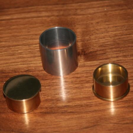 Coin Cylinder by Fred Lowe