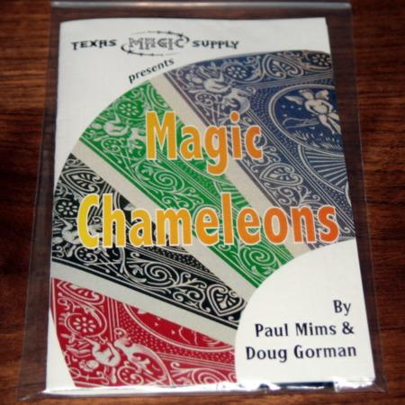 Magic Chameleons - TMS by Paul Mims, Doug Gorman