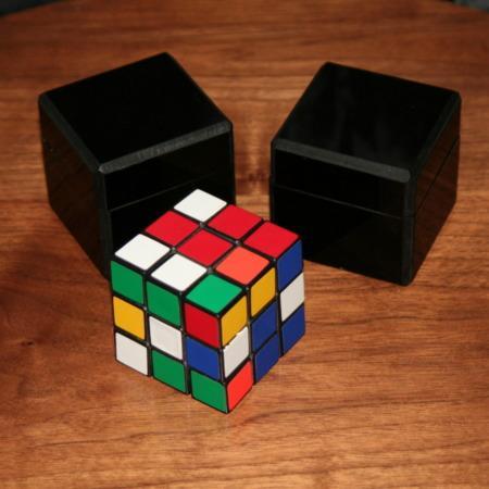 Magic Cube Sensation by Magic Hands