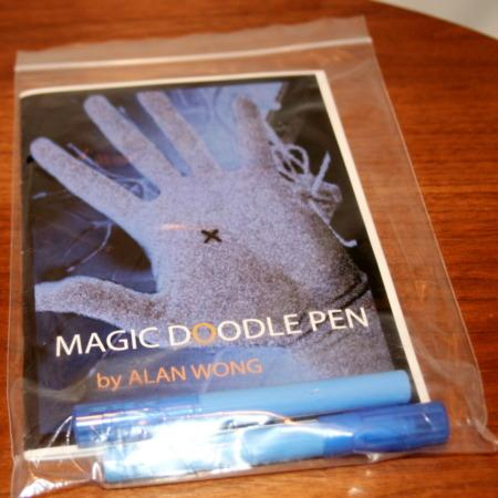 Magic Doodle Pen by Alan Wong