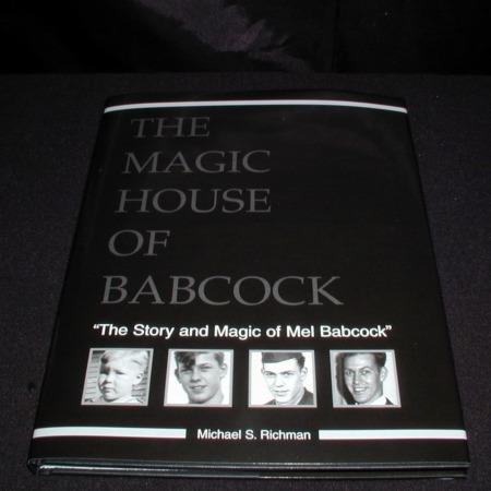 Review by George Guerra for Magic House of Babcock, The by Michael S. Richman