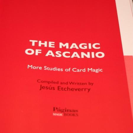 Magic of Ascanio - Vol. 3 by Ascanio
