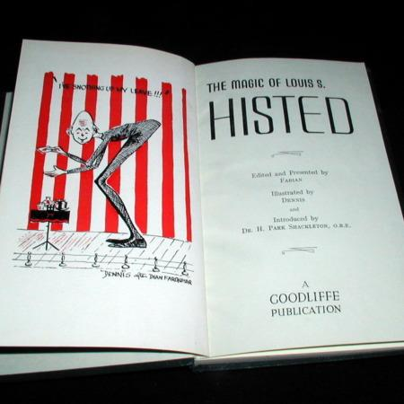 Magic of Louis S. Histed, The by Fabian (editor)