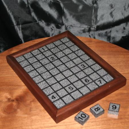 Magic Tile Puzzle by Winston Freer