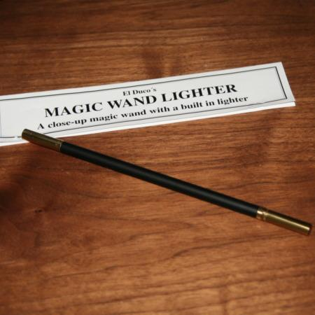 Magic Wand Lighter by El Duco's Magic