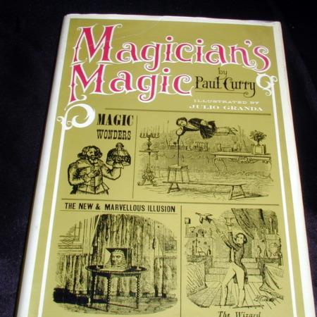 Review by Andy Martin for Magician's Magic by Paul Curry
