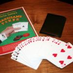 Magician's Poker (Ghost Deal) by Martin Lewis