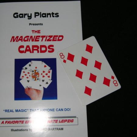 Magnetized Cards by Gary Plants
