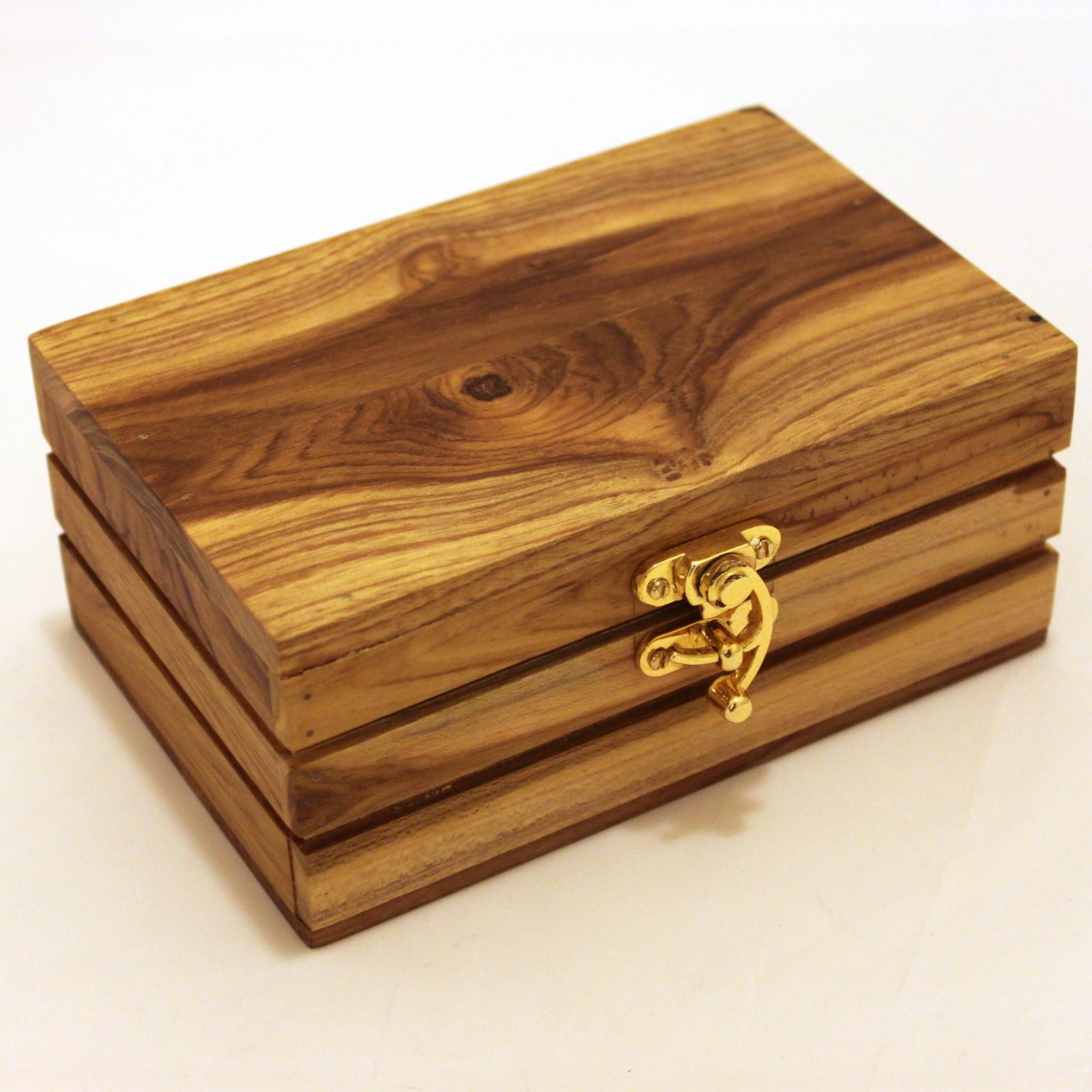 Spirit Lock Box (MAK) by Mak Magic