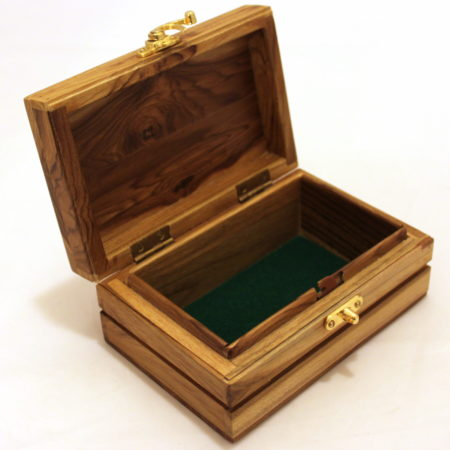 Spirit Lock Box (MAK) by Mak Magic