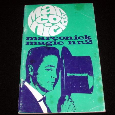 Marconick Original Magic, Vol. 2 by Marconick