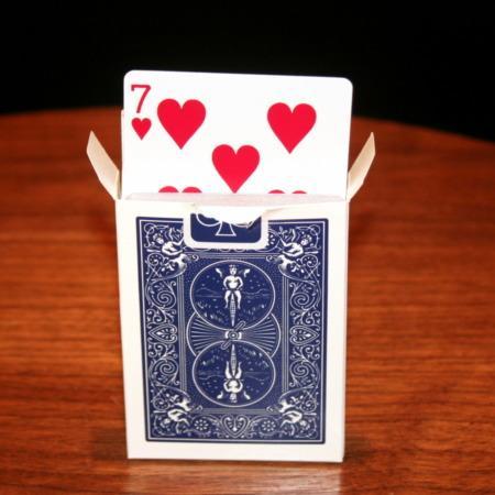 Martini Rising Cards by Martin's Magic