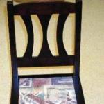 Martinka Chairs (Enchanted Chair) by Gary Summers