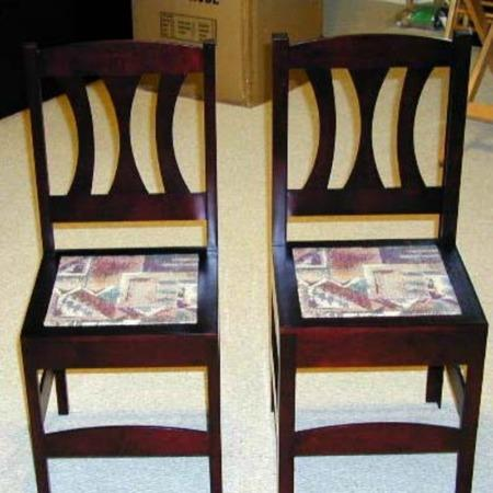 Martinka Chairs by Gary Summers