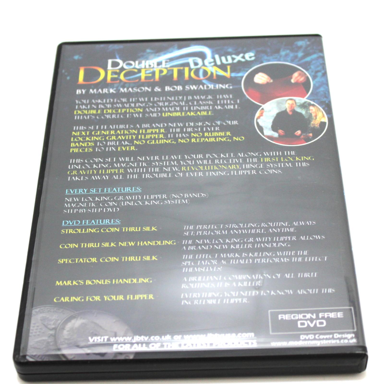 Double Deception Deluxe by Bob Swadling, Mark Mason