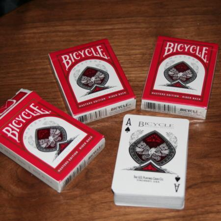 Review by Charles Del Campo for Bicycle Master Edition by Ellusionist