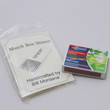 Matchbox Shiner by Bill Montana