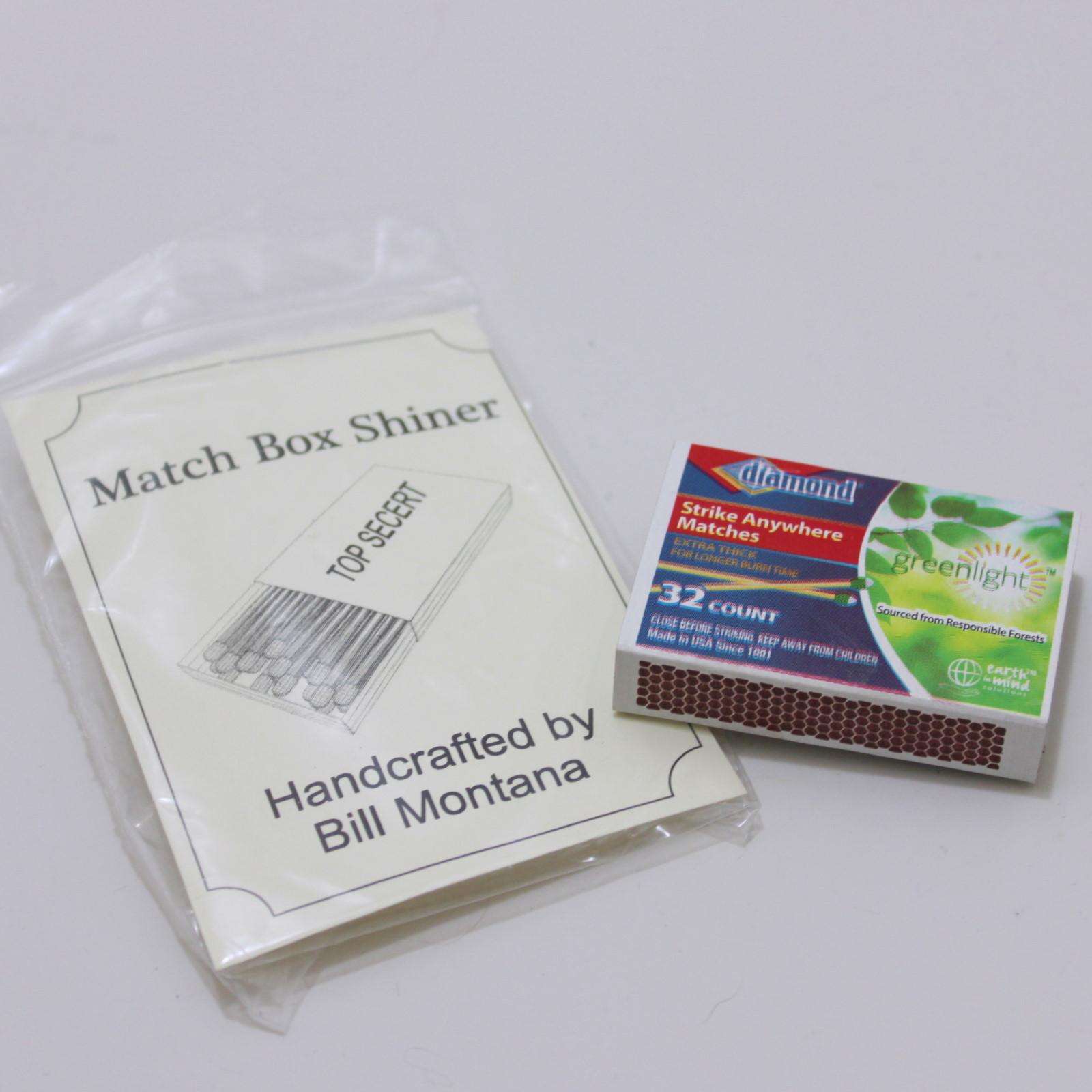 Matchbox Shiner by Bill Montana