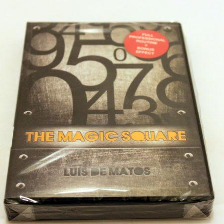 Magic Square, The (Matos) by Luis de Matos