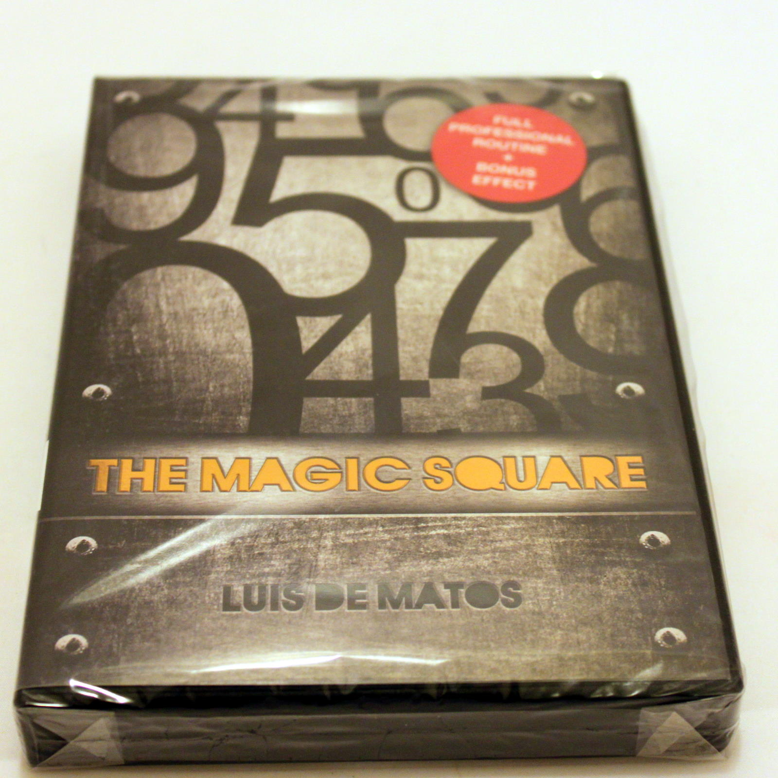 Magic Square, The (Matos) by Luis de Matos