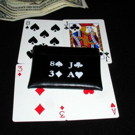 Matrix Poker by Steinmeyer, Wakeling