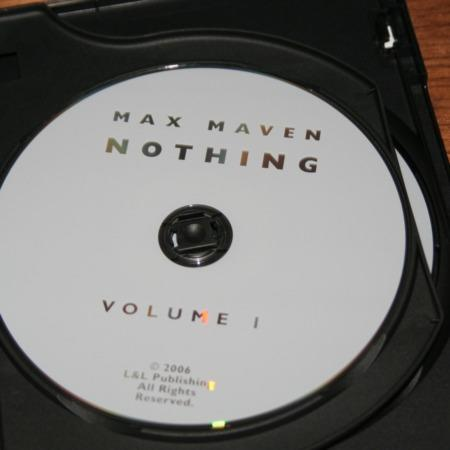 Nothing - DVD by Max Maven