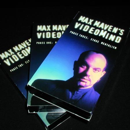 Review by Davide for Max Maven's Videomind (3 volumes) by Max Maven