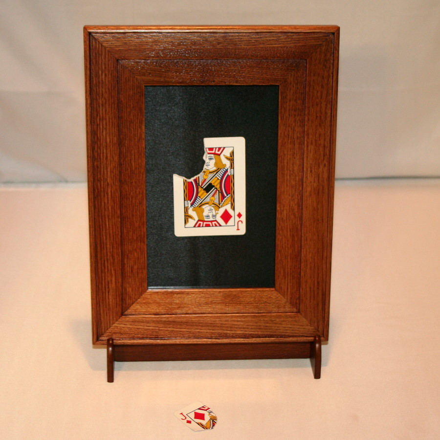 Photo frame by mikame craft martin 39 s magic collection for Craftsman frame
