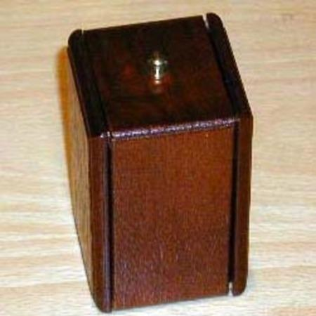 Wooden Wonder Box by Mikame Craft