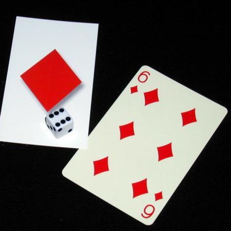 Mental Card Cube Mystery by Doug Malloy