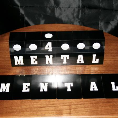 Mental Cubes by Astor